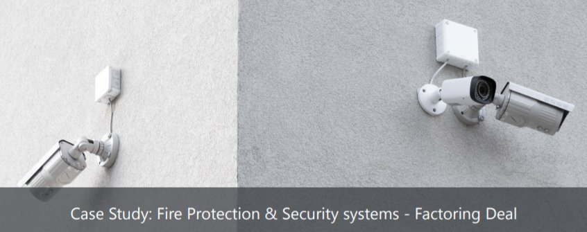 Fire Protection & Security Systems | Wattsford Commercial Finance